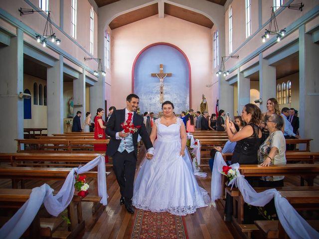 El matrimonio de Verónica  y Victor