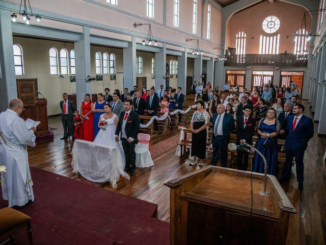 El matrimonio de Victor y Verónica  en Osorno, Osorno 26