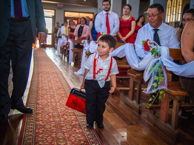 El matrimonio de Victor y Verónica  en Osorno, Osorno 32