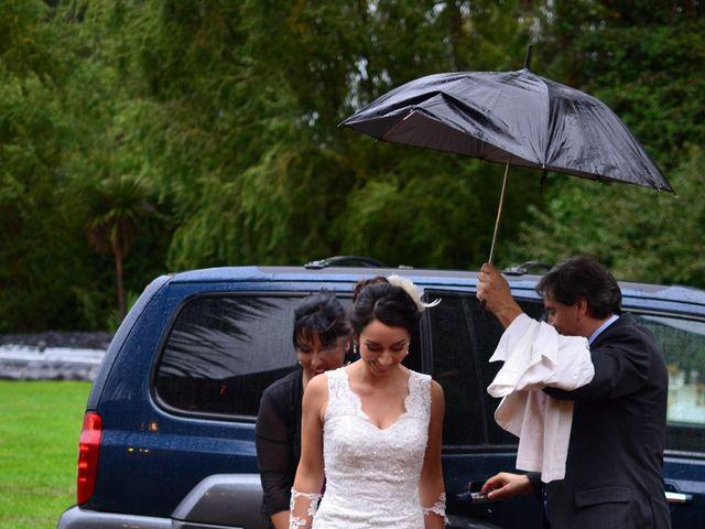 El matrimonio de Andrés y Joyce en Talagante, Talagante 5