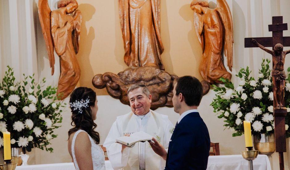 El matrimonio de Natalia  y Carlos  en Colina, Chacabuco