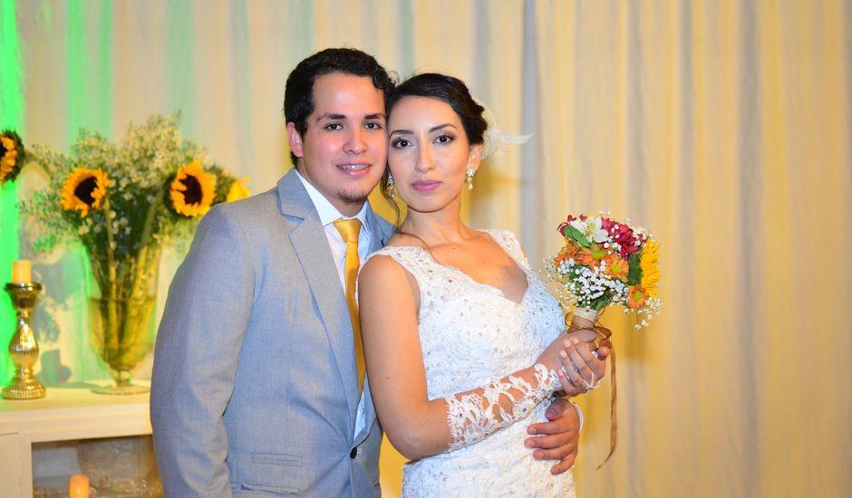 El matrimonio de Andrés y Joyce en Talagante, Talagante