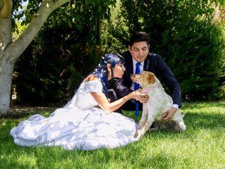 El matrimonio de Patricia y Pablo