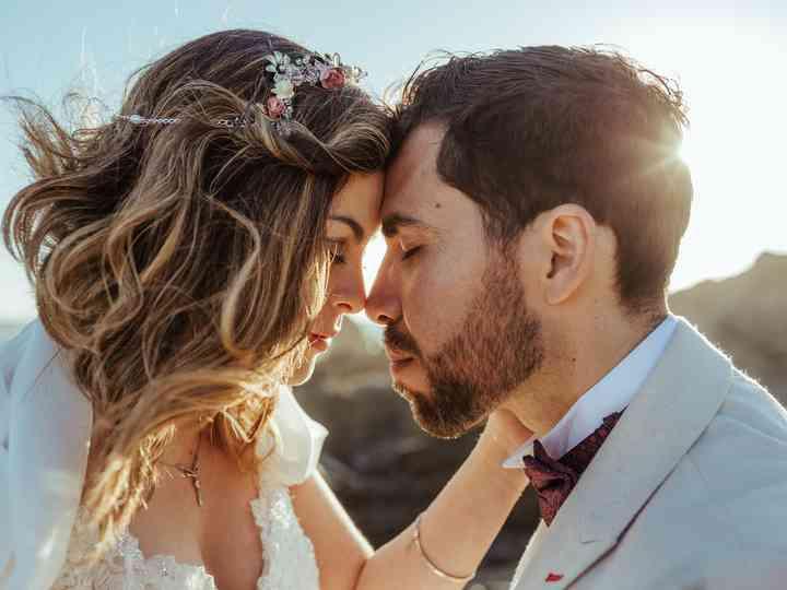 El matrimonio de Viviana y Cristobal