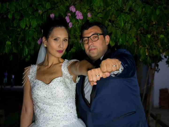 El matrimonio de María Alejandra y Juan Pablo