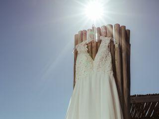 El matrimonio de Viviana y Cristobal 1