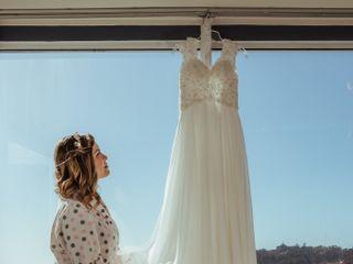 El matrimonio de Viviana y Cristobal 3