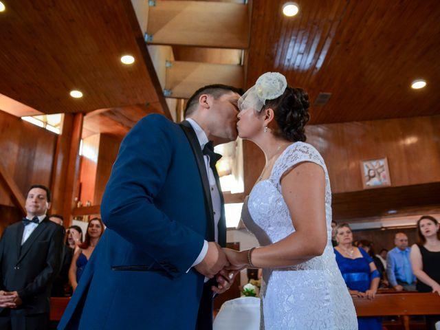 El matrimonio de Evelyn y Ivanhoe