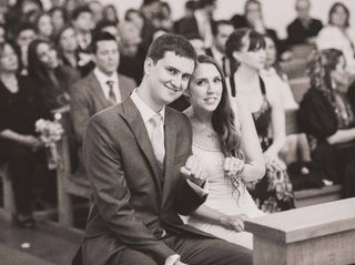 El matrimonio de Barbara y Víctor
