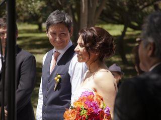 El matrimonio de Patricia y Claudio 2
