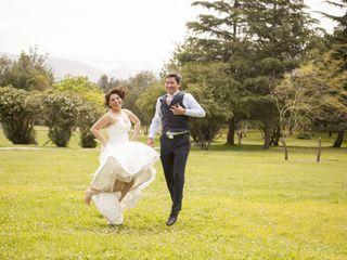El matrimonio de Patricia y Claudio