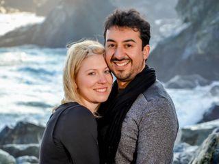 El matrimonio de Madline y Luis 1