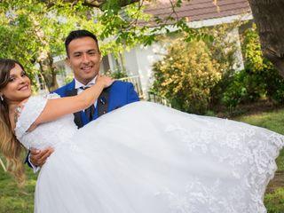 El matrimonio de Natalia y Nicolás