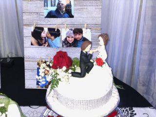 El matrimonio de Claudia y Miguel 2