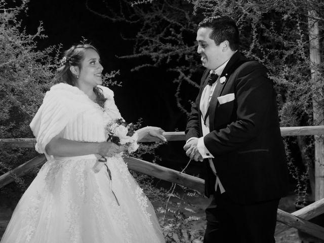 El matrimonio de Estefanie y Juan