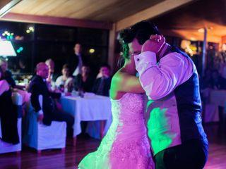 El matrimonio de Paola y Álvaro 1