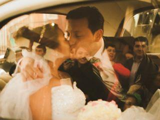 El matrimonio de Paola y Álvaro 2