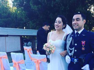 El matrimonio de Edgard y Karen  1
