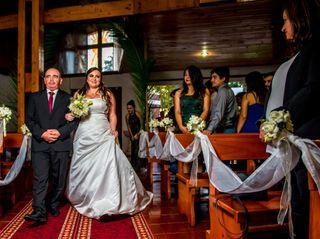 El matrimonio de María José y Christian 1