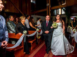 El matrimonio de María José y Christian 2