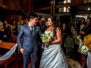 El matrimonio de María José y Christian 3