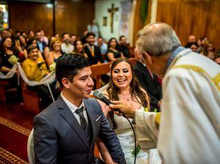 El matrimonio de María José y Christian