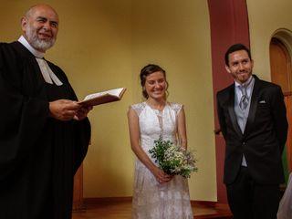 El matrimonio de Antonia y Carlos 2
