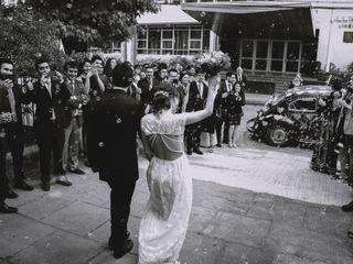 El matrimonio de Antonia y Carlos 3