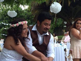 El matrimonio de Vanessa y Daniel 2