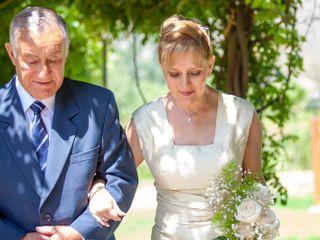 El matrimonio de Carla y Patricio 3