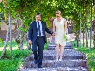 El matrimonio de Carla y Patricio