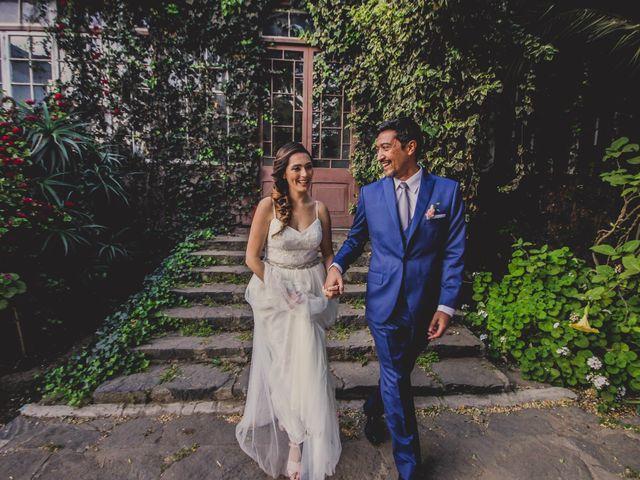 El matrimonio de Dahiana y Óscar