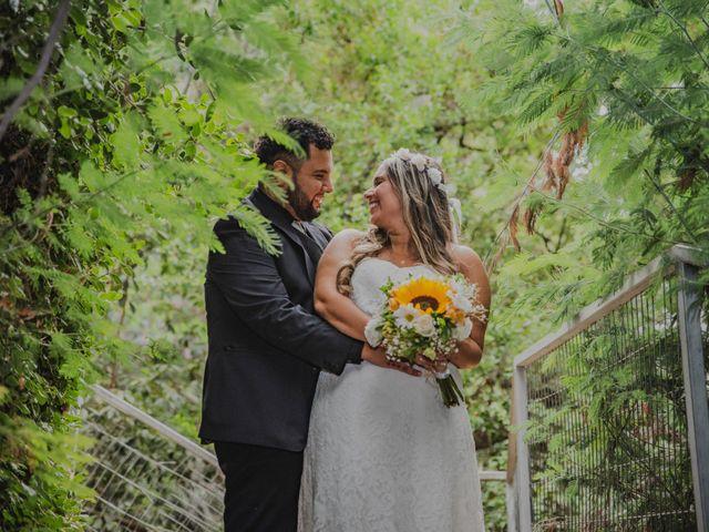 El matrimonio de Silvana y Fabio