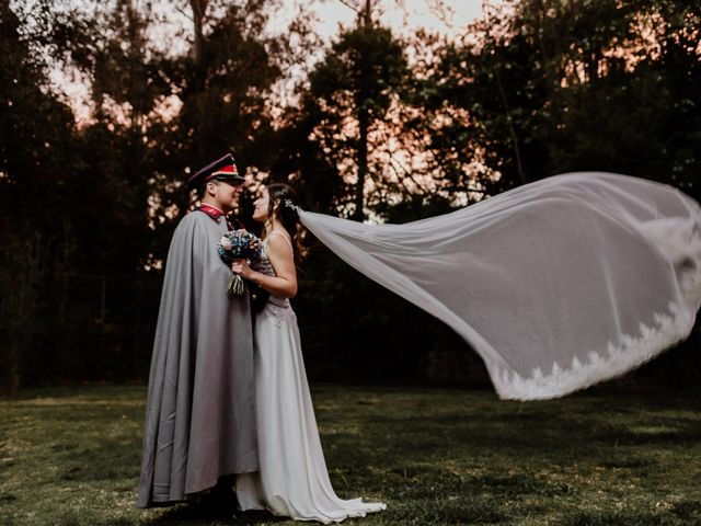 El matrimonio de Paulina y Claudio