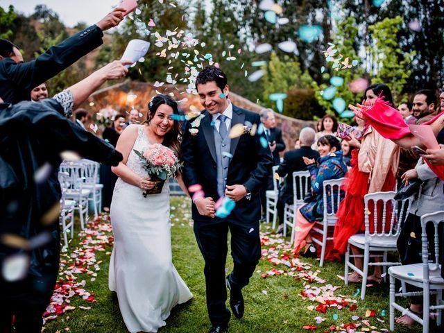 El matrimonio de Paulina y Omar