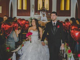 El matrimonio de Carla y Rodrigo