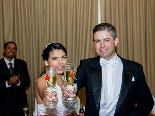 El matrimonio de Jessica y Nelson