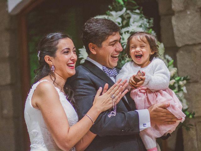 El matrimonio de Maria Jose y Felipe