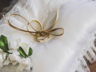 El matrimonio de Andrea y Enrrique 1