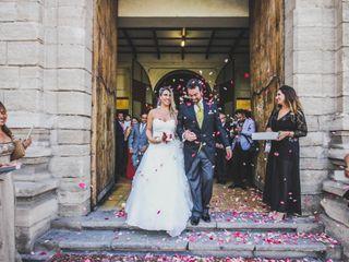El matrimonio de Andrea y Enrrique
