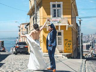El matrimonio de Solange y Erick 1
