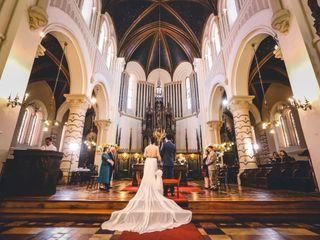 El matrimonio de Solange y Erick 2