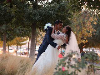 El matrimonio de Marcos y Sara 2
