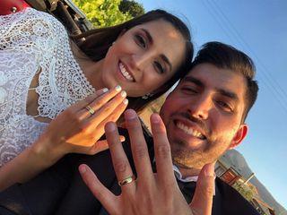 El matrimonio de Pilar  y Bastián  1