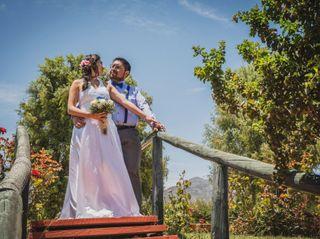 El matrimonio de Tamara y Andrés