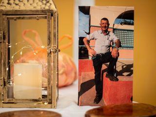 El matrimonio de Andrés y Jeannette 1