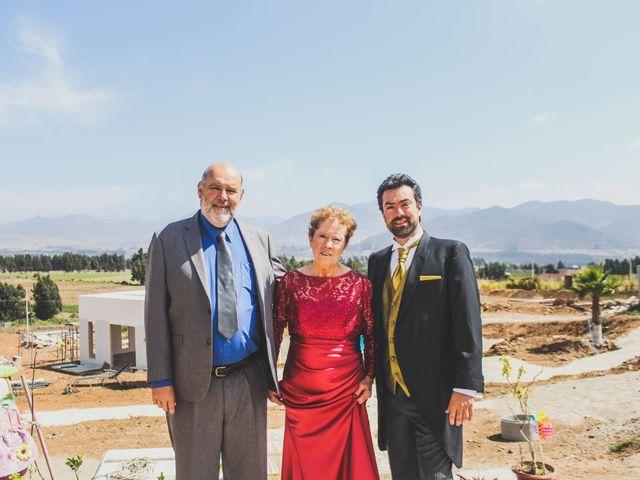 El matrimonio de Enrrique y Andrea en La Serena, Elqui 43