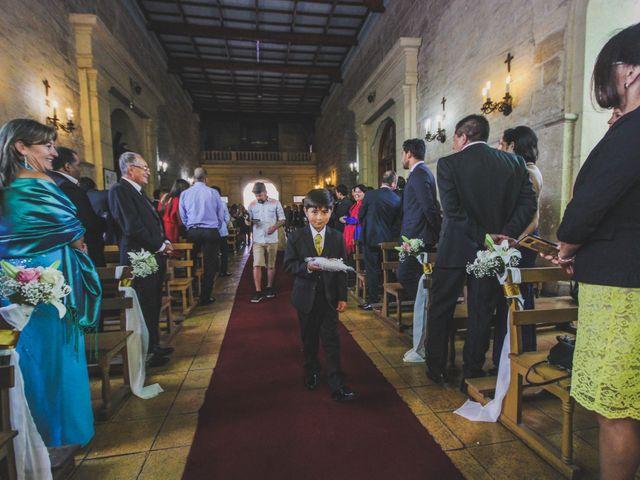 El matrimonio de Enrrique y Andrea en La Serena, Elqui 45
