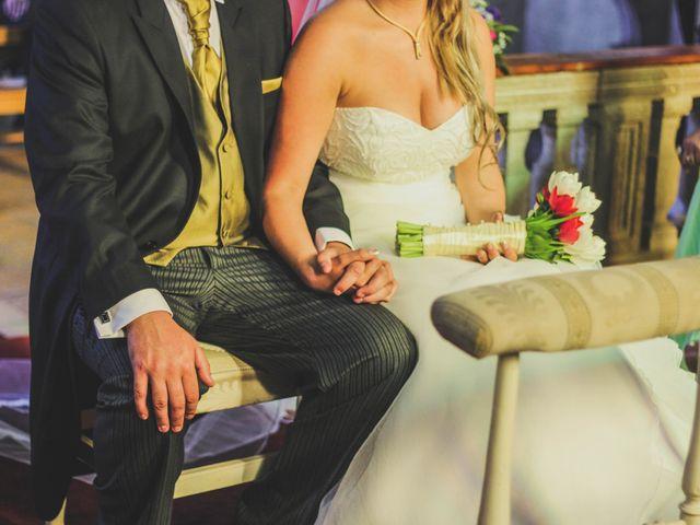 El matrimonio de Enrrique y Andrea en La Serena, Elqui 53