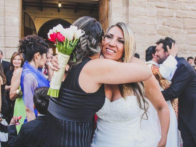 El matrimonio de Enrrique y Andrea en La Serena, Elqui 83